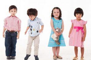 Одеваем детей в интернете